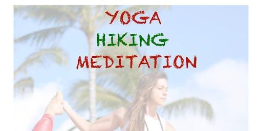 Hike - Pranayama - Meditation