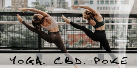 Healthy Highs - Yoga + CBD tickets