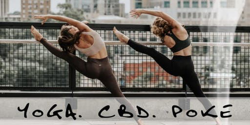 Healthy Highs - Yoga + CBD