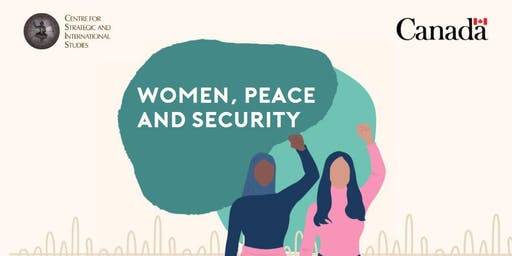 Public Discussion: Advancing ASEAN Women, Peace and Security
