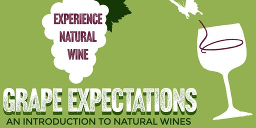 HB&K Grape Expectations - Experience Natural Wine