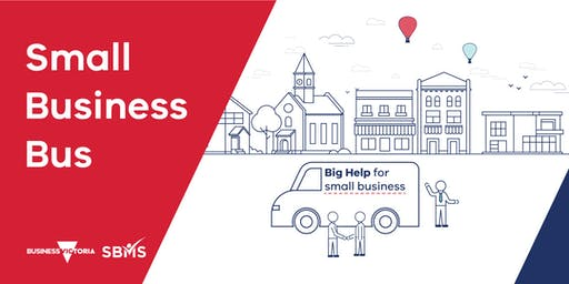 Small Business Bus: Woodend