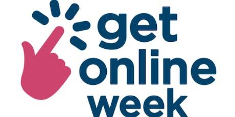 Get Online Week Celebration tickets