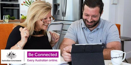Introduction to Be Connected Digital Skills Program