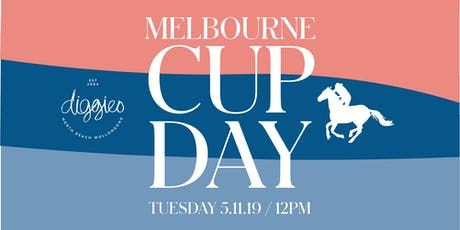 DIGGIES MELBOURNE CUP 2019 tickets