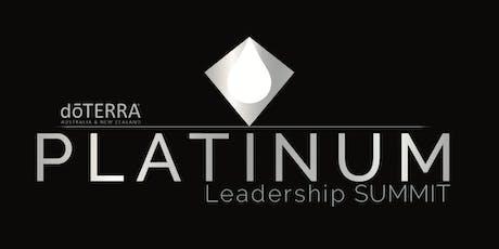 dōTERRA  AUNZ - Platinum + Leadership Summit 2019 tickets