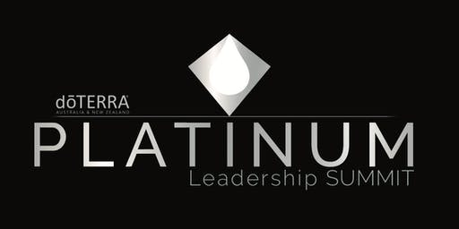dōTERRA  AUNZ - Platinum + Leadership Summit 2019