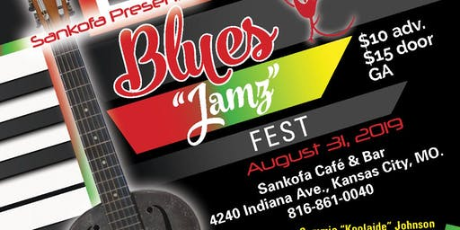 Blues Jamz Fest