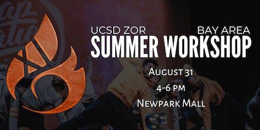 UCSD ZOR Bay Area Workshop