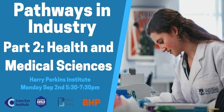 BPhil Union presents: Pathways in Industry Pt 2: Health & Medical Sciences tickets