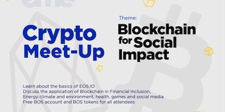EME Crypto Meet-up tickets