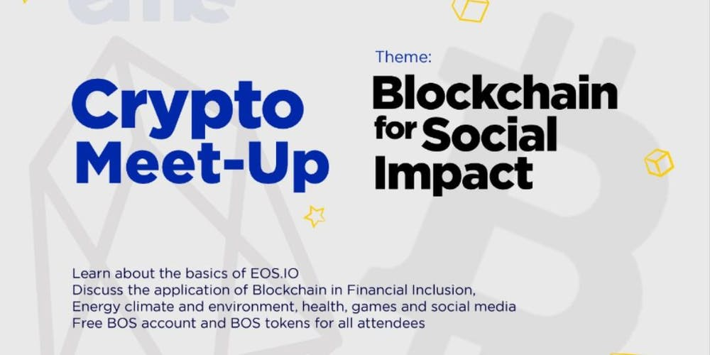 EME Crypto Meet-up Tickets, Mon, Sep 23, 2019 at 12:00 PM