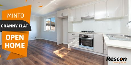 Minto  Granny Flat Open Home tickets