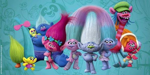 DreamWorks Pyjama Party