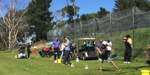 Come and Try Golf - Hobart TAS - 15 October 2019