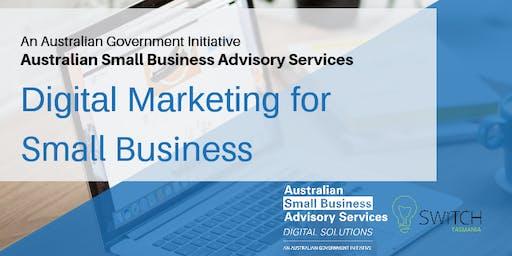 Digital Marketing for Small Business I Latrobe
