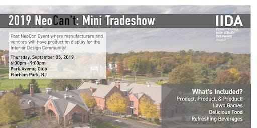 IIDA NeoCan't, Mini-Tradeshow