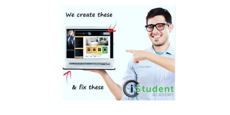 iStudent Academy PMB : I.T Workshops tickets