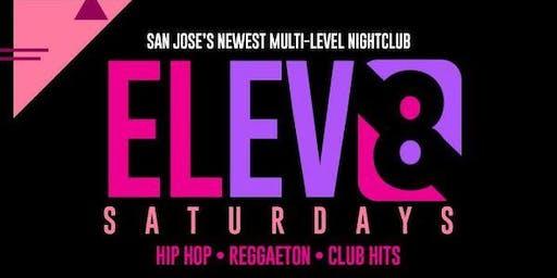 Elev8 Saturdays - a 21+ Event