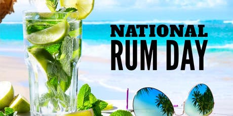 $5 National Rum Day tickets