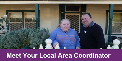 Meet your Local Area Coordinator Tweed Heads