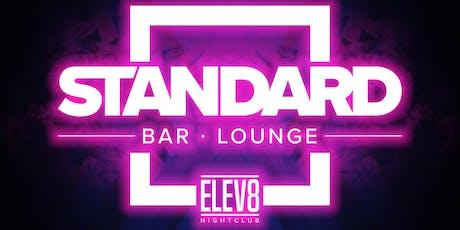 Standard Fridays - a 21+ Event tickets