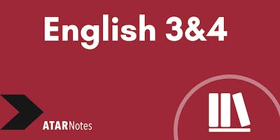 English Units 3&4 Exam Revision Lecture - REPEAT 2