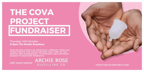 The Cova Project Fundraiser tickets