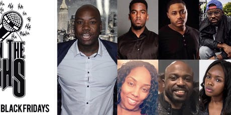 We Own The Laughs: Black Fridays (Hosted by Jerry Law) tickets
