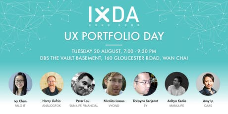 UX Portfolio Day: Maximize Your Chance to Landing Your Dream UX Job tickets