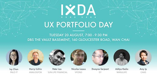 UX Portfolio Day: Maximize Your Chance to Landing Your Dream UX Job
