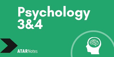 Psychology Units 3&4 Exam Revision Lecture