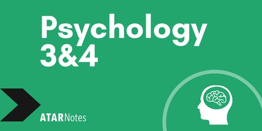 Psychology Units 3&4 Exam Revision Lecture - REPEAT 1