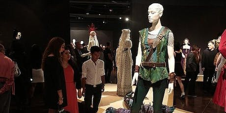 FIDM Museum – Take a Peek at their Collection of Costumes & Lunch tickets