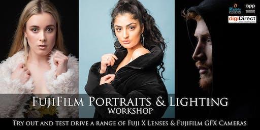Fujifilm Portraits and Lighting Workshop (September 2019)