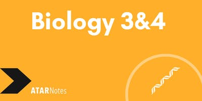 Biology Units 3&4 Exam Revision Lecture