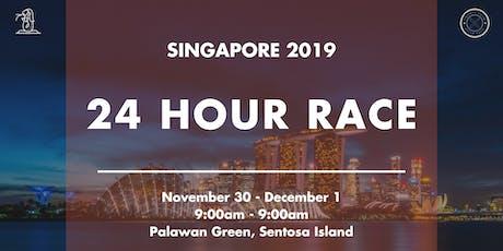 Singapore 24 Hour Race 2019 tickets