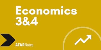 Economics Units 3&4 Exam Revision Lecture