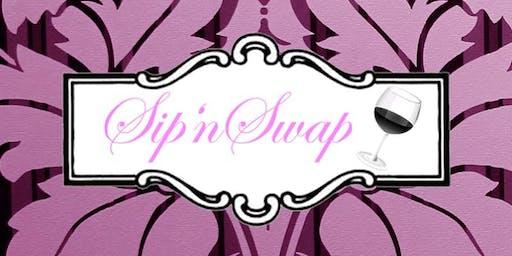 Sip n' Swap Ladies Clothing Exchange