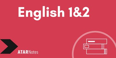 English Units 1&2 Exam Revision Lecture