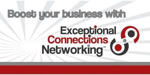 Exceptional Connections September Networking Luncheon f...