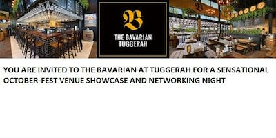 Showcase & Networking Event @ The Bavarian Westfield Tuggerah October fest