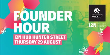Founder Hour tickets