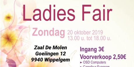 Ladies Fair Evergem tickets