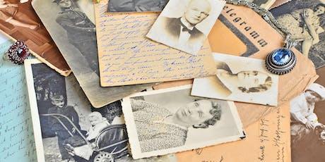 Seniors Week: Preserve Your Memories tickets