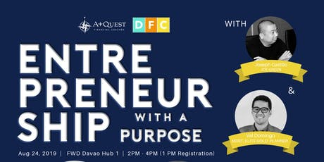 Entrepreneurship with a Purpose tickets
