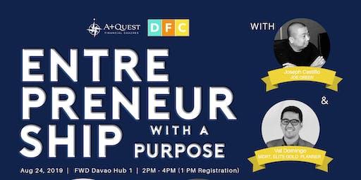 Entrepreneurship with a Purpose