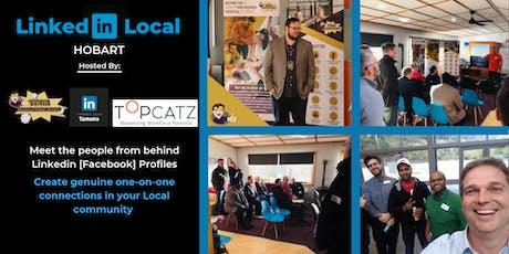 LinkedIn Local - Hobart September 17th 2019 tickets