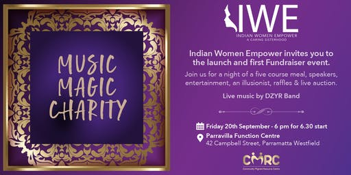 Indian Women Empower Launch and Fundraiser