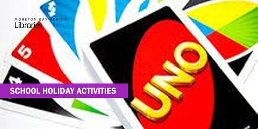 The Great UNO Challenge (7-11 years) - North Lakes Library